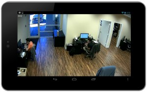 android cctv